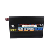 peak power 2000w 1000W UPS inverter dc12v to ac 220v/230v  with charge battery function