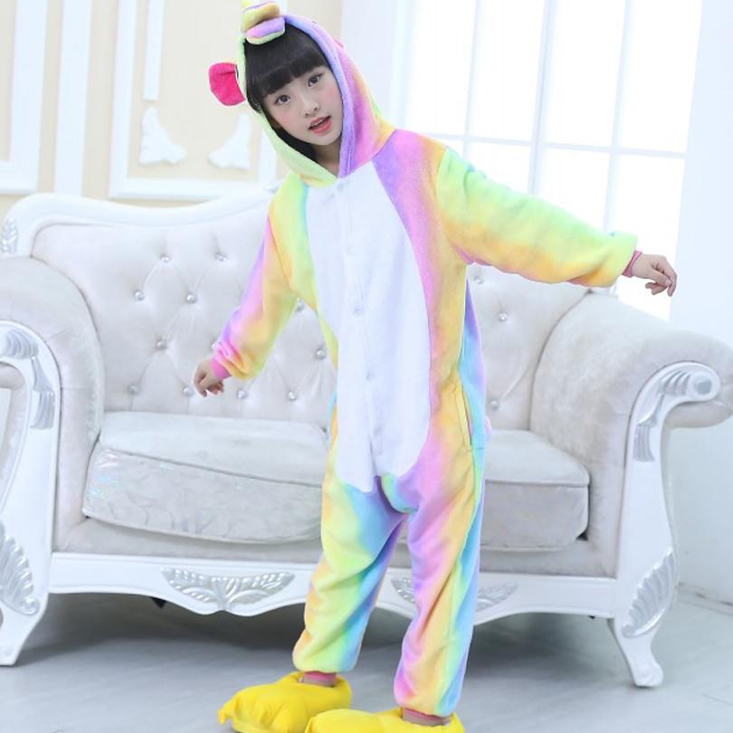 Pijama-Unicornio-for-Kids-Cute-Cartoon-Sleepwear-Children-Flannel-Anime-Pajama-Unicorn-Onesies-Cosplay-Costume-For