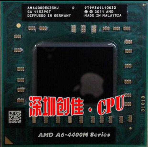 Интернет магазин товары для всей семьи HTB106xCKpXXXXcqaXXXq6xXFXXXI Оригинальный AMD Dual Core A6-4400M 2,7 ГГц A6 4400 м AM4400DEC23HJ A6-Series ноутбук Процессор процессор лучше качественный процессор