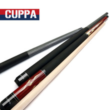Cuppa New Arrival Pool Cues Stick 13mm/11.5mm/10.5mm Tip Black Red Colors China