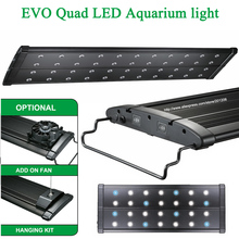 "60""-72""/150-180CM EVO Quad Plant Rianforest marine reef cichlid Aquarium Aquatic Pet Fish tank LED Light Lamp Lighting fixture"