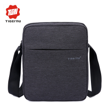 2017 Spring Design Tigernu Brand Men Messenger Bag High Quality Waterproof Shoulder Bag For Women Business Travel Crossbody Bag(China)