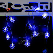 10 LED Rudder Home Bedroom Livingroom Lighting Fairy Light Battery Operated Party Garden Wedding Festival Decor Child Kid Gifts