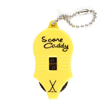 Hot Mini Golf Stroke Shot Putt Score Counter Tally Keeper Number With Key Chain Golf