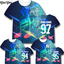 BTS Kpop Objetos WINGS Short Sleeve T-shirt Men's/women's Summer T Shirt Style Graphic Tees Women Kawaii Tshirt Instagram
