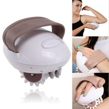 Weight Loss Fat Burning 3D Electric Full Body Slimming Massager Roller Cellulite Massaging Smarter Device Relieve Tension(China)