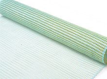"21""X10Yd  Luxury Vegetable Mesh wrapping paper flower/ gift packing material Deco Mesh Wedding Party supplies"