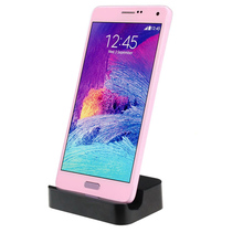 Universal Mini Powerful Micro USB Charging Syncing Docking Station Dock Compatible for Cell Phone for Samsung for HTC for Xiaomi(China)