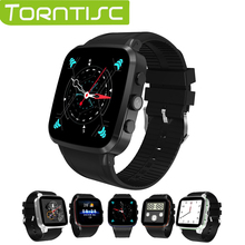 Torntisc N8 Android 5.1 Sport 3G Smart Watch Support Nano SIM card WIFI GPS Google Map Google Play Store Wristwatch smartwatch(China)