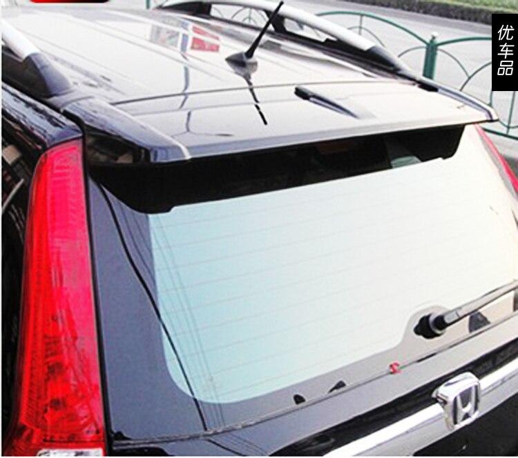 For Honda CR-V CRV 2007-2011 Rear Wing Spoiler, Trunk Boot Wings Spoilers ABS Grey primer<br><br>Aliexpress