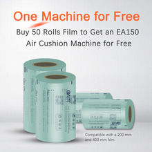 EA150 Air Cushion Packing Machine Compatible with all Size Air pillows Air Dunnage(China)