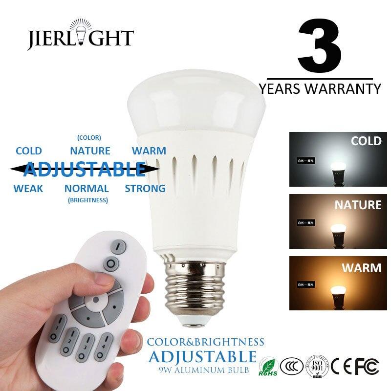 9w Dimmable Bulb E27 Dimmable 110V 220V LED Global Bubble Ball Bulb Spotlight Lamp Light Cool Warm White AC85-265V 9W<br><br>Aliexpress