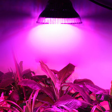 1pcs growth lamp E27 85-265V LED growth plant growth lamp, lighthouse led culture, flower plant LED light water cultivation