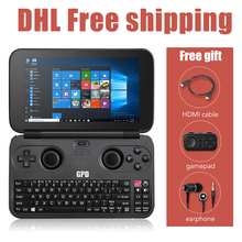 Original GPD Win Game Console 5.5 inch GamePad PC Windows 10 Handheld Game Console Quad Core 1.6GHz 4GB/64GB Gamepad Game Player