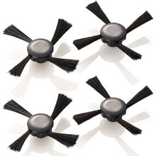 4pcs Side Brush for Neato Botvac 70 70e 80 85 945-0123 series Robotic Cleaner patrs Replacement