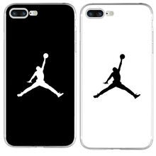 flyman Michael Jordan for iPhone X 8 7 6 6S Plus 5 5S SE 5C 4S 4 Case For Xiaomi Redmi 4 4A 3S 3 S 4X Note 3 4 Pro Prime 4X