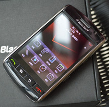 Original Blackberry Storm 9530 Mobile Phone ,cell Phone,Touch Screen,Black, Refurbished,Free Shipping