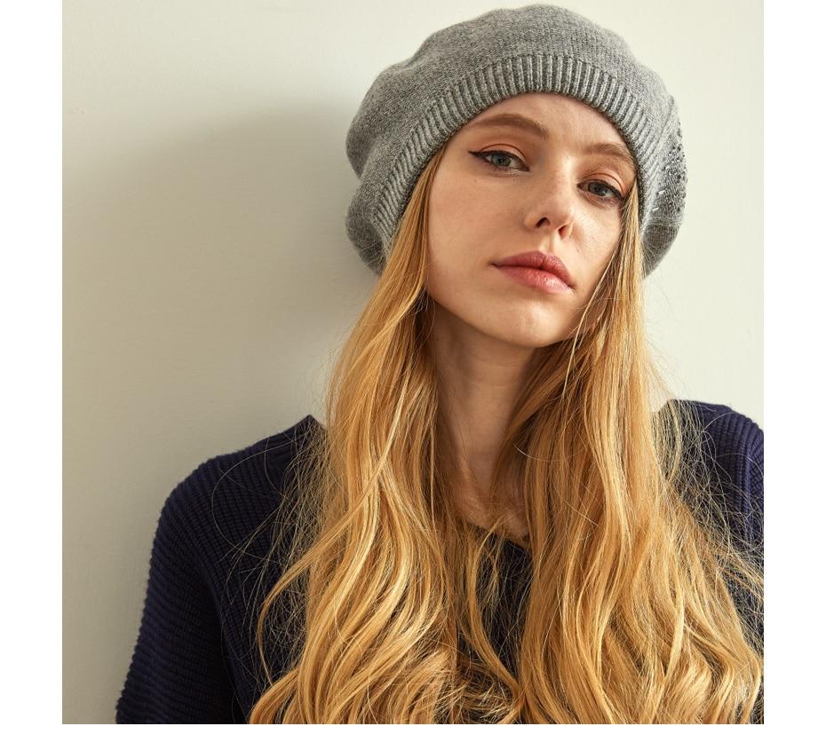 قبعات نسائية عالية الجودة 10