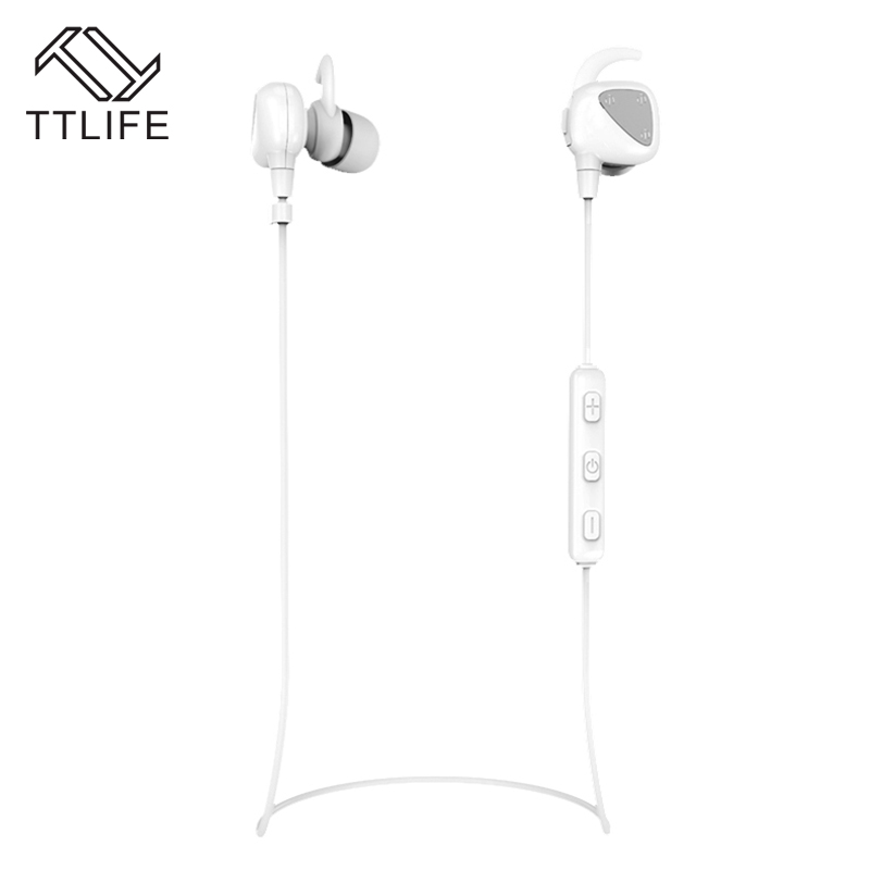 TTLIFE Stereo Sound Music Aptx Earphone S2 Wireless Waterproof Bluetooth Earphones with MIC For Xiaomi iphone Samsung Smartphone<br><br>Aliexpress
