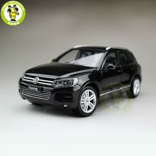 1:18 welly 11005BK VW Volkswagen Touareg Diecast Model Car Suv Black(China)
