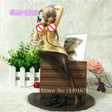 Buy 27cm creator's collection gamer girl Sex Game Hentai sexual Cartoon Toys PVC Action Figure anime brinquedos