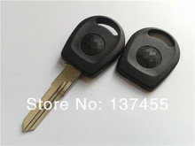 Uncut Chip Key for VW Jetta Transponder Key Shell Car Key Cover Replacement