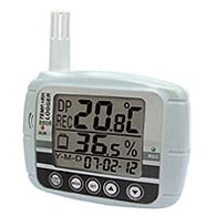 AZ 8808 8809 Temp.& RH% Logger USB LCD Temperature Humidity hygrometer WALL-MOUNTED INDOOR AIR QUALITY (IAQ) MONITOR(China)