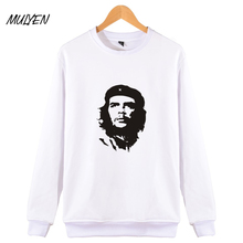 LUCKYFRIDAYF Che Guevara Women Hoodies Fashion Pink Streetwear Hip Hop Brand Men Clothing Che Guevara Greats Avatar Hoodie 2017
