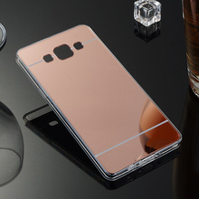 EKONEDA Luxury Mirror Case For Samsung Galaxy A5 2016 Crystal Back Cover For Coque Samsung A5 Case Galaxy A5 2015 A3 2017 Makeup(China)