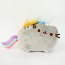 HOT Kawaii Brinquedos Pusheen Cat Cookie & Icecream & Doughnut 5 Styles Stuffed & Plush Animals Anime christmas Toys for Girls