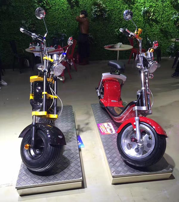 high end harley electric scooter (1)