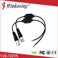 Free Shipping 10 Pairs Mini Video Balun Transceiver Waterproof Video Balun For CCTV system