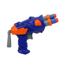 Durable Children Toy Dart Gun Blaster Soft Bullet Game With Refill Darts Sniper -B116