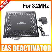 EAS Deactivator For 8.2Mhz Soft Label Electronic Article EAS RF Deactivator