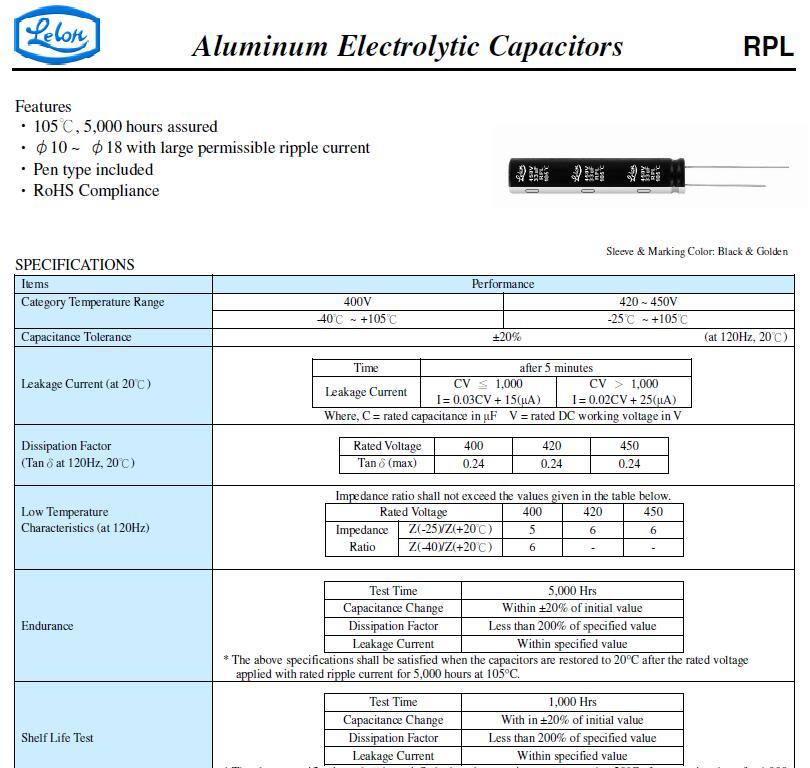 50pcs 60uF 500V SAMYOUNG NFK 12.5x60mm 500V60uF High Ripple Long Life Capacitor