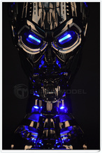 1/1 Terminator skull Salvation T3 Skull Life-Size Bust Statue Collectibles Factory Outlet Best Quality Wholesale/Retail  NEW