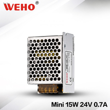 ( MS-15-24) Professional switching power supply 15W 24V manufacturer 15W 24volt cctv power supply(China)