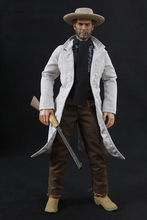 On Sale 1/6 Scale Cowboy The Good Action Figure Collectible Blondie Clint Eastwood Figure Model Collections
