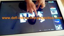 BEST PRICE, 42inch Infrared Dual Touch Frame/ interactive multi touch panel for touch table, kiosk etc