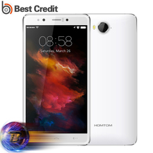 "Original HOMTOM HT10 Universal 4G Mobile Phone 4GB RAM 32GB ROM 21MP Camera 5.5"" MTK6797 1080P FHD Android 6.0 Iris Recognition"
