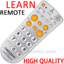 (1pieces/lot)Free shipping  SMART UNIVERSAL LEARNING REMOTE CONTROL  L108E