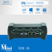 Bay Trail platform Quad Core N2930 Embedded Fanless Inboard 4G memory 6* COM(China)