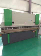 WC67Y-100T/3200 hydraulic bending press bender machinery tools
