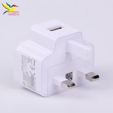 UK Plug USB Wall Charger 5V 2A Travel Home Charging Charger Mobile Phones Charge Adapter for samsung Apple iPhone iPad 100 pcs