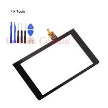 "LOVAIN 1Pcs Original Lenovo Yoga Tab 3 8 YT3-850 850F Tablet 8.0"" Touch Screen Digitizer LCD Outer Front Glass Sensor+Tools"