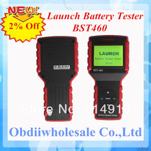 2% Discounts DHL Free Shipping latest version Battery Tester BST460 Tester BST 460 scanner 100% Original