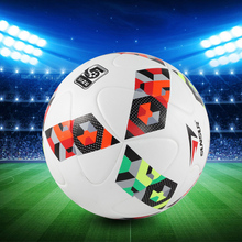 High Quality Soccer Balls PU Seamless Official Size 5 Football Ball School Teens Match Competition Training Balls