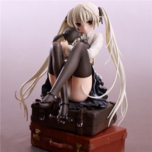 Japanese Sexy Adult Action Figures Anime Planetary Brigade Cat Luggage Suitcase Sexual Models Anime Sexy Action Figures 18cm Toy