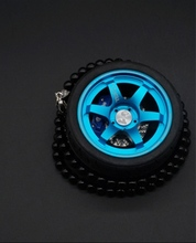 Top New Cool Tire Car Hanging Chain Man Gift Young Men Car Interior Decoration Perfume Injection 1 PC Car Ornaments