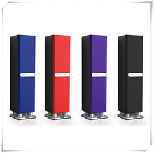 New handsfree tower top bluetooth speaker, mini desktop tower buetooth stand speaker ,tabletop tower bluetooth spekaer